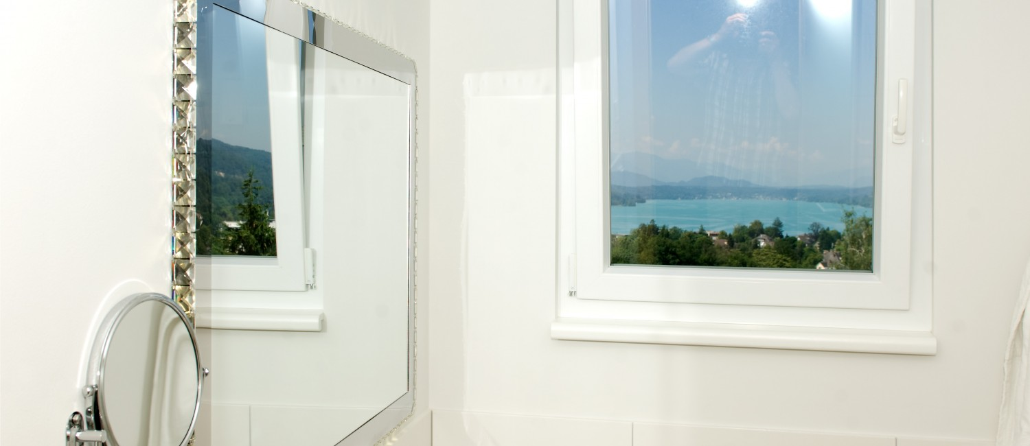 Penthouse Suite Wörthersee, Badezimmer